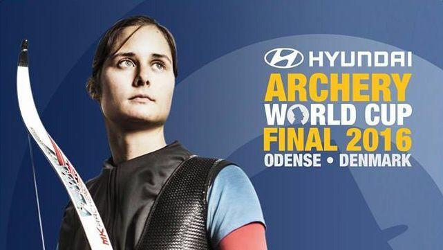 Puchar Świata 2016 – finał w Odense, Dania – The Hyundai Archery World Cup Final