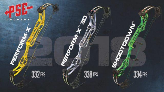 Nowe łuki od PSE na sezon 2018