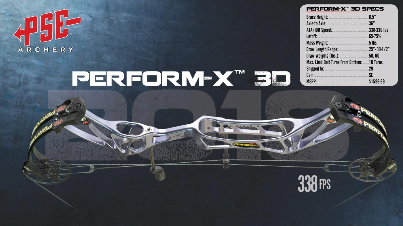 20385fac54f3 2018 Target Bow Preview Perform-X 3D - Blog Łuczniczy - blogluczniczy.pl